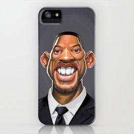 Celebrity Sunday ~ Will Smith iPhone Case