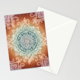 Burning With Desire Stationery Cards