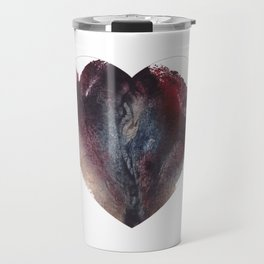 Ashley Lane's Vagina Valentine Travel Mug
