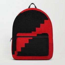 Pixel Bloody Dreams - Red Backpack
