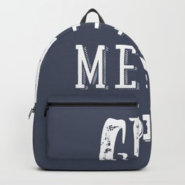 Gin meets Tonic Backpack