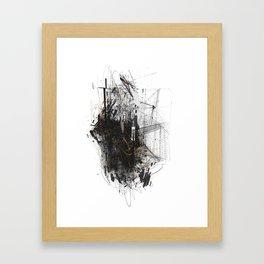 Unwelcome Gaze – Amazon 6 Framed Art Print