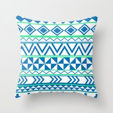 Tribal No. 3 Throw Pillow