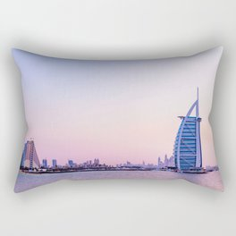 Dubaï, The Seven Stars Rectangular Pillow