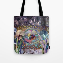 Crystal Purple Persuasion Tote Bag