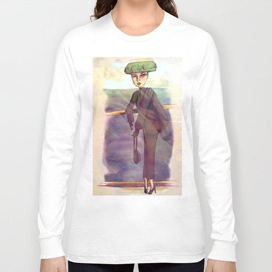 Du Pont Long Sleeve T-shirt