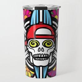 SurfSkull Travel Mug