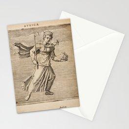 Hugo de Groot's Syntagma Arateorum 1600 - 11 Auriga Stationery Cards