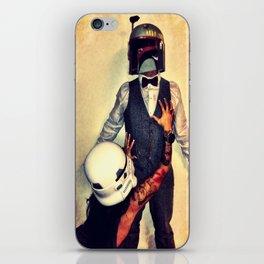 LL Cool Fett iPhone Skin