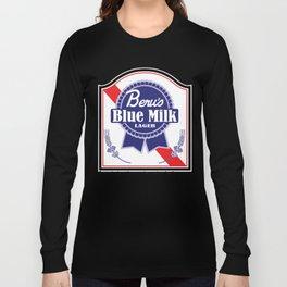 Beru's Blue Milk Lager Long Sleeve T-shirt