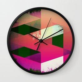 DESTRUCT.jpg Wall Clock