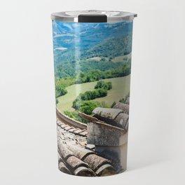 Umbrian landscapes Travel Mug