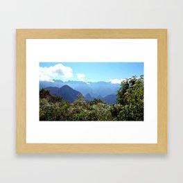 Peruvian Amazon Framed Art Print