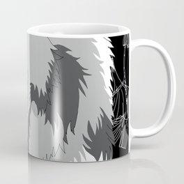 Wolf God Coffee Mug