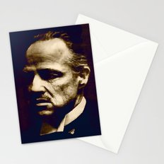 Godfather - I will make him an offer he can't refuse Stationery Cards
