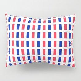 Flag of France 2- France, Français,française, French,romantic,love,gastronomy Pillow Sham
