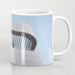 Getty Center Curves Coffee Mug