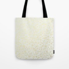 Geo Gold Tote Bag