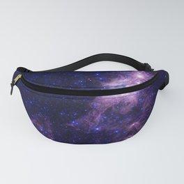gAlAXY Purple Blue Fanny Pack