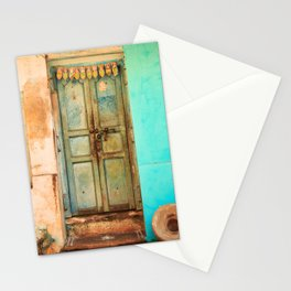 Bright Home in Tamil Nadu, India Stationery Cards