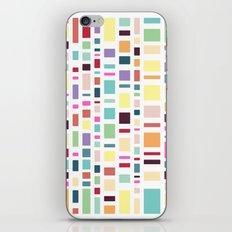 seventeen (light) iPhone & iPod Skin