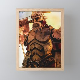 fallout Framed Mini Art Print