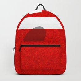"""IN"" – Hawk-Eye – Sand Backpack"