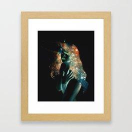 Starstrike Framed Art Print