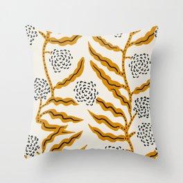 LA VILLE VINE Throw Pillow