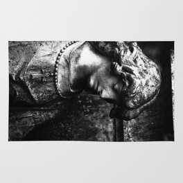 Mourning in Stone Rug