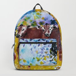 Farm Animals Protected by Brigit Backpack