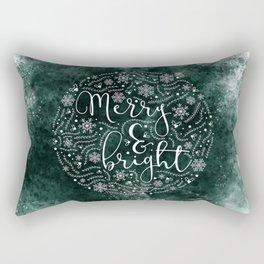 Merry & Bright Rectangular Pillow