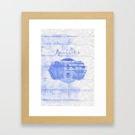 Ajna Framed Art Print
