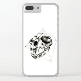Geocat Clear iPhone Case