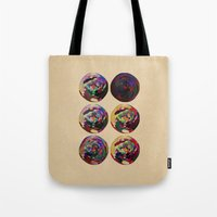 scorpio Tote Bags featuring - scorpio - by Digital Fresto