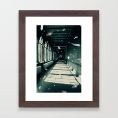 I had a dream Framed Art Print