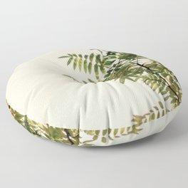 New Growth Floor Pillow