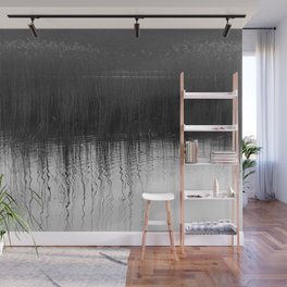 Abstract Landscape Wall Mural