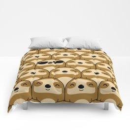 Sloth Army Comforters