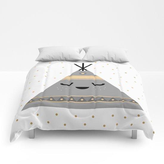 Little Tipi Comforters