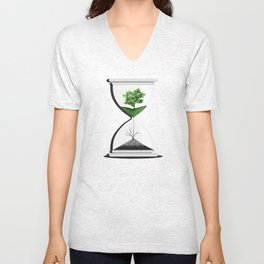 We Are Drying Out Unisex V-Neck
