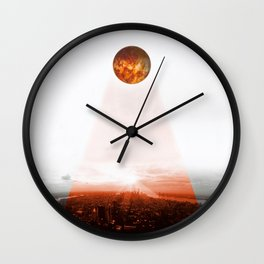 Great Gig in the Sky Wall Clock