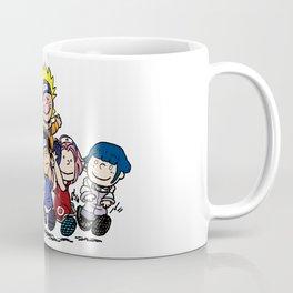 Naruto Gang Coffee Mug
