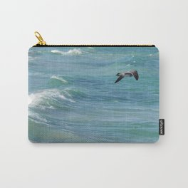 Soaring Over the Sea Carry-All Pouch