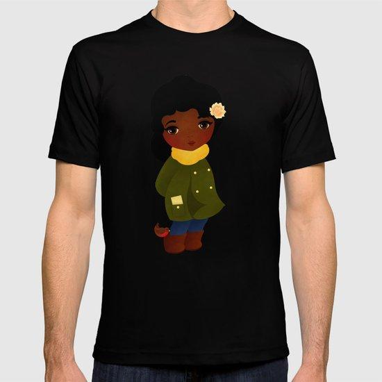 Rosy Stars T-shirt