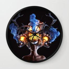 Sinner Wall Clock