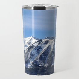 Colorado's Red Lady Mountain Travel Mug