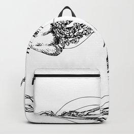 Jellyfish Love Backpack