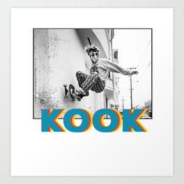 kook Art Print