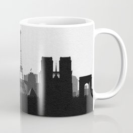 City Skylines: Paris Coffee Mug